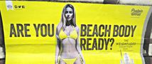 Body shaming and offensive posters to be banned